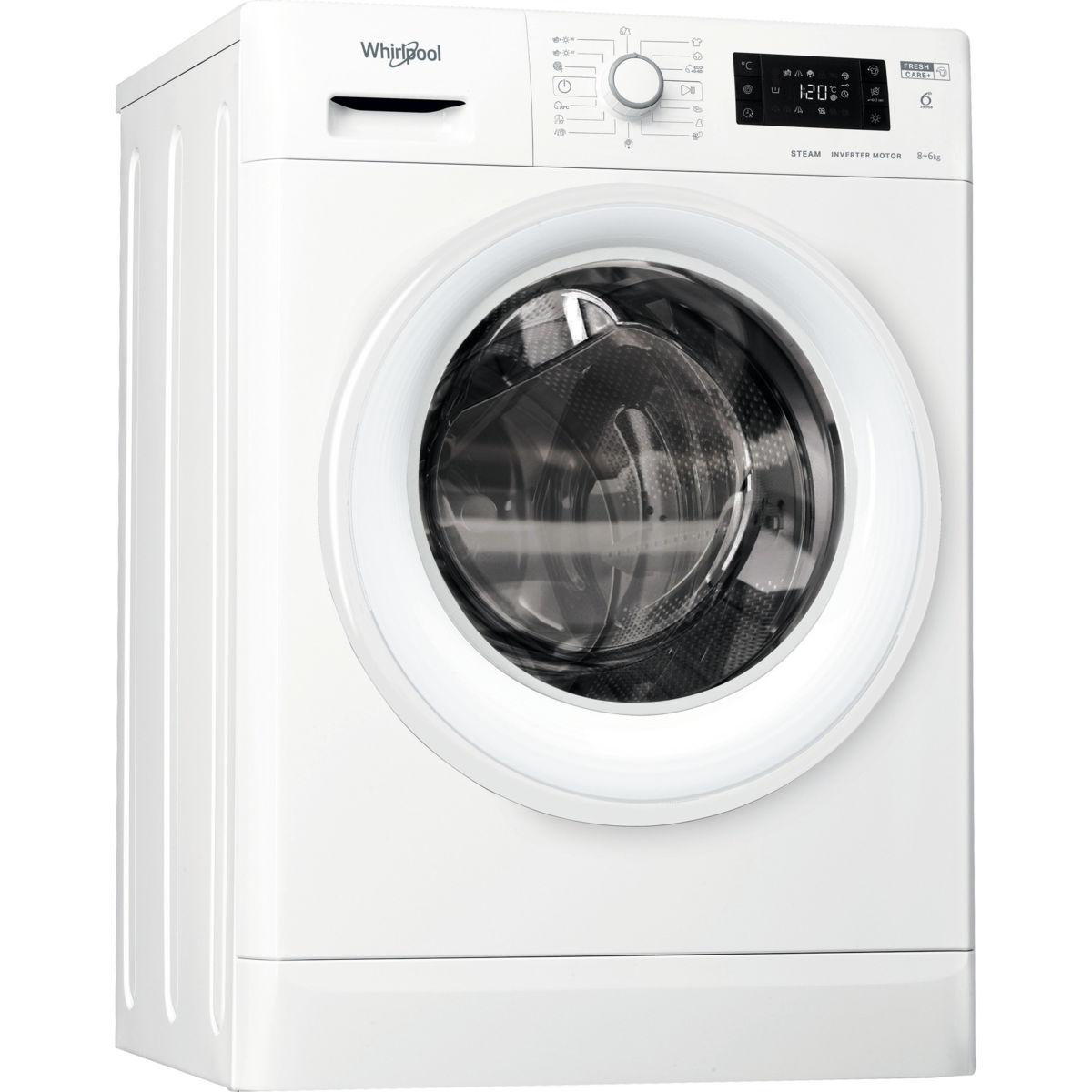 Whirlpool FWDG 861483E