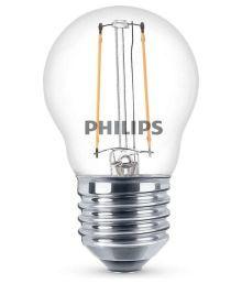 Philips Classic LED Tropfen 2W