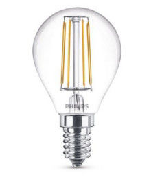 Philips LED Tropfenform 4.3W