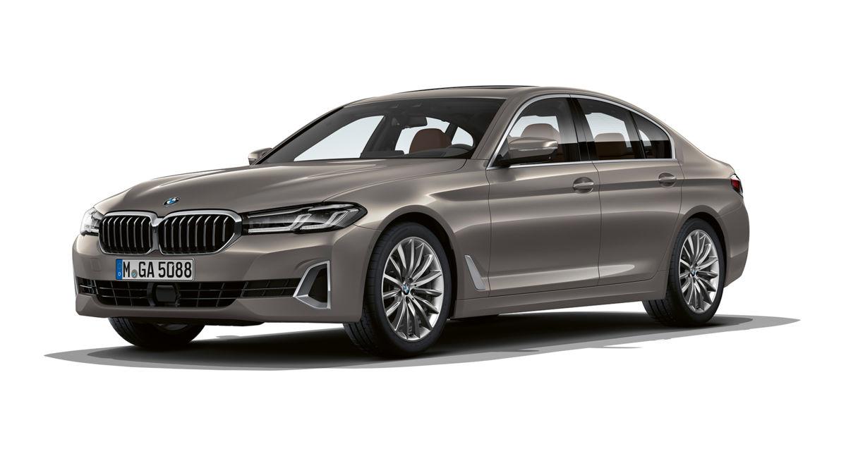 BMW 5er Limousine 520e