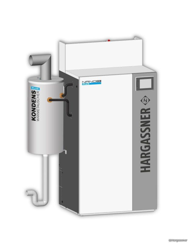 Hargassner Nano PK 6.3 Plus