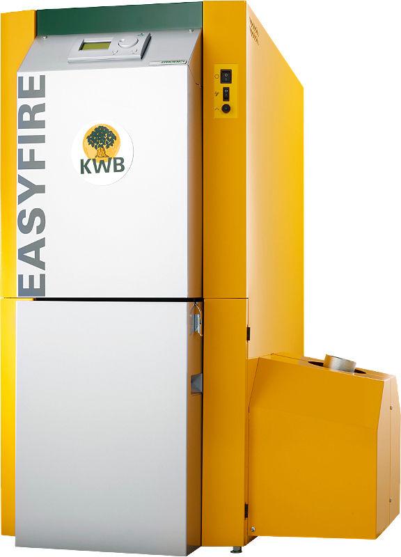 KWB Easyfire EF2 CC4 S/GS/V 25
